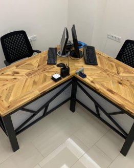 Tungta L Çalışma Masası